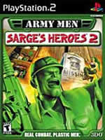 3DO Army Men Sarge's Heroes 2 (PS2)