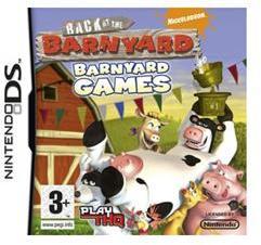 THQ Back at the Barnyard (NDS)