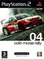 Codemasters Colin McRae Rally 04 (PS2)