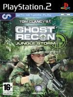 Ubisoft Tom Clancy's Ghost Recon Jungle Storm (PS2)