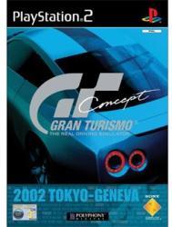 Sony Gran Turismo Concept 2002 Tokyo-Geneva (PS2)