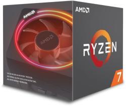 AMD Ryzen 7 2700X Octa-Core 3.7GHz AM4