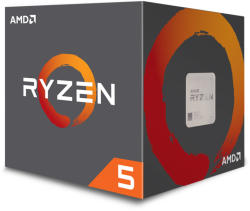AMD Ryzen 5 2600 Hexa-Core 3.4GHz AM4 (YD2600BBAFBOX)