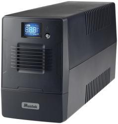 Mustek PowerMust 600 LCD 600VA (600-LCD-LI-T10)