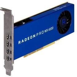 Dell Radeon Pro WX 4100 4GB GDDR5 PCIe (490-BDRJ) Placa video