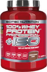 Scitec Nutrition 100% Whey Protein Professional + ISO + 2280g