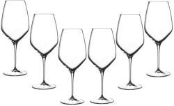 Luigi Bormioli Set 6 pahare pentru vin Luigi Bormioli Atelier 440 ml