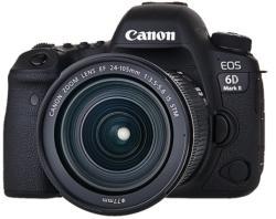 Canon EOS 6D Mark II + EF 24-105mm IS USM II