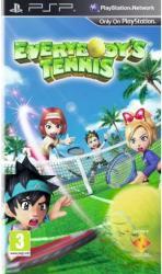 Sony Everybody's Tennis (PSP)