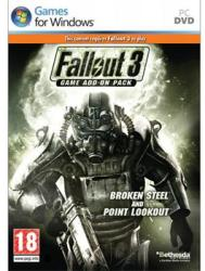 Bethesda Fallout 3 Broken Steel and Point Lookout (PC)