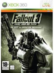 Bethesda Fallout 3 The Pitt and Operation Anchorage DLC (Xbox 360)