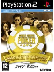 Activision World Series of Poker Tournament of Champions (PS2)