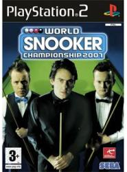 SEGA World Snooker Challenge 2007 (PS2)