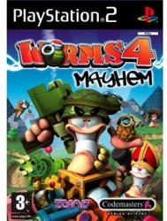 Codemasters Worms 4 Mayhem (PS2)