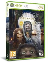 Warner Bros. Interactive Where the Wild Things Are (Xbox 360)