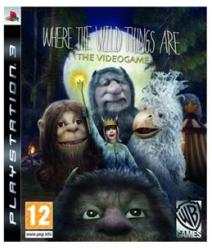 Warner Bros. Interactive Where the Wild Things Are (PS3)