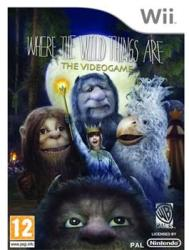Warner Bros. Interactive Where the Wild Things Are (Wii)