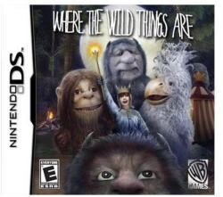 Warner Bros. Interactive Where the Wild Things Are (Nintendo DS)