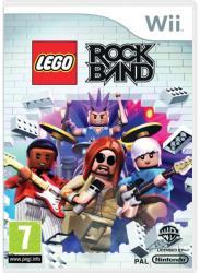 Warner Bros. Interactive LEGO Rock Band (Wii)