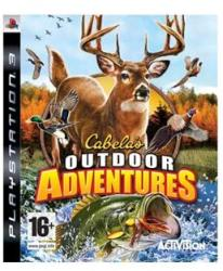 Activision Cabela's Outdoor Adventures (PS3)