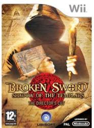 Ubisoft Broken Sword The Shadow of the Templars [The Director's Cut] (Wii)