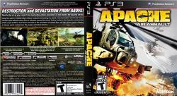 Activision Apache Air Assault (PS3)