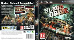 Activision Blood Drive (PS3)