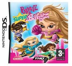 THQ Bratz: Super Babyz (Nintendo DS)