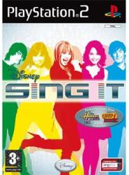 Disney Sing It (PS2) Játékprogram