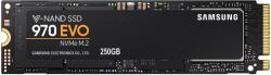 Samsung 970 EVO 250GB M.2 PCIe MZ-V7E250BW