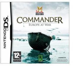 Koch Media Military History: Commander - Europe at War (Nintendo DS)