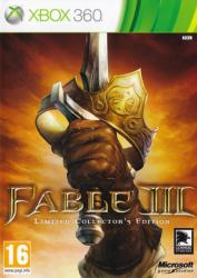 Microsoft Fable III [Limited Collector's Edition] (Xbox 360)
