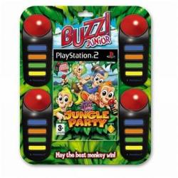 Sony Buzz! Junior Jungle Party [Bundle] (PS2)