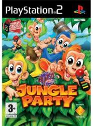 Sony Buzz! Junior Jungle Party (PS2)