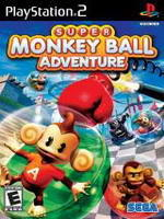 SEGA Super Monkey Ball Adventure (PS2)