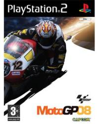 Capcom MotoGP 08 (PS2)
