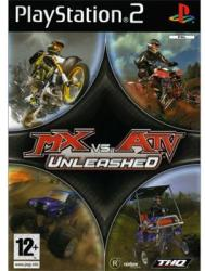 THQ MX vs. ATV Unleashed (PS2)
