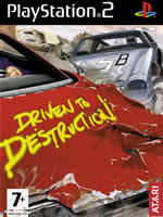 Atari Driven to Destruction (PS2)