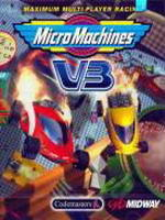 Codemasters Micro Machines V3 (PC)