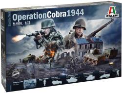 Italeri Operation Cobra 1944 1:72