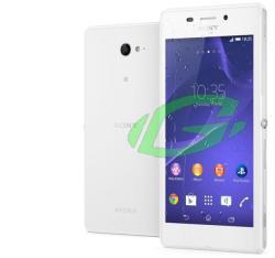 Sony, Sony Ericsson Sony D2403 Xperia M2 Aqua fehér komplett telefon panel nélkül