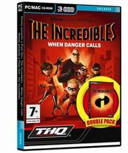 THQ The Incredibles When Danger Calls [Double Pack] (PC)