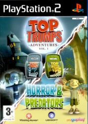 Ubisoft Top Trumps Horror & Predators (PS2)