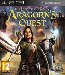 Warner Bros. Interactive The Lord of the Rings Aragorn's Quest (PS3)