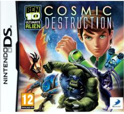 D3 Publisher Ben 10 Ultimate Alien Cosmic Destruction (Nintendo DS)