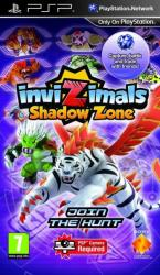 Sony Invizimals Shadow Zone (PSP)