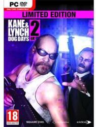 Square Enix Kane & Lynch 2 Dog Days [Limited Edition] (PC)