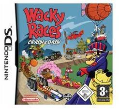 Warner Bros. Interactive Wacky Races: Crash & Dash (Nintendo DS)