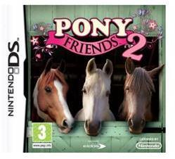 Square Enix Pony Friends 2 (Nintendo DS)