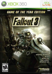 Bethesda Fallout 3 [Game of the Year Edtion] (Xbox 360)